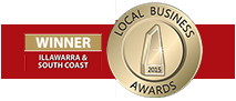 Illawarra & South Coast - Local Business Award Winner
