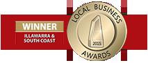 Illawarra & South Coast - Local Business Award Winner