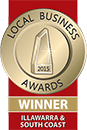 Bohmer's Tree Care - Local Business Award