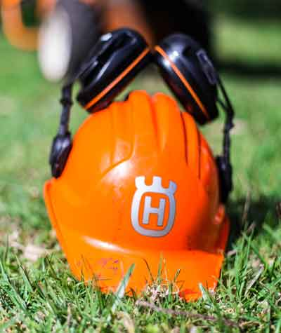 helmet Bohmer's Tree Care